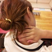 むちうち交通事故首の痛み